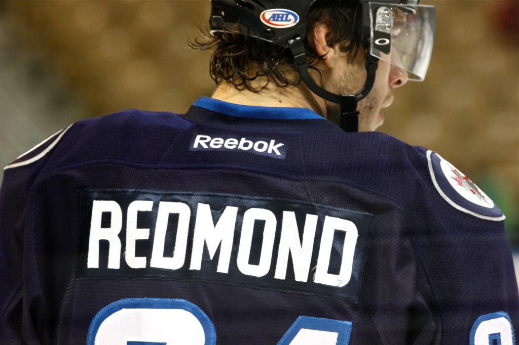 Zach Redmond
