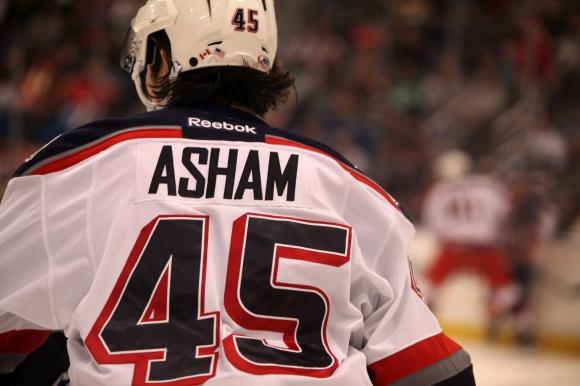 Arron Asham