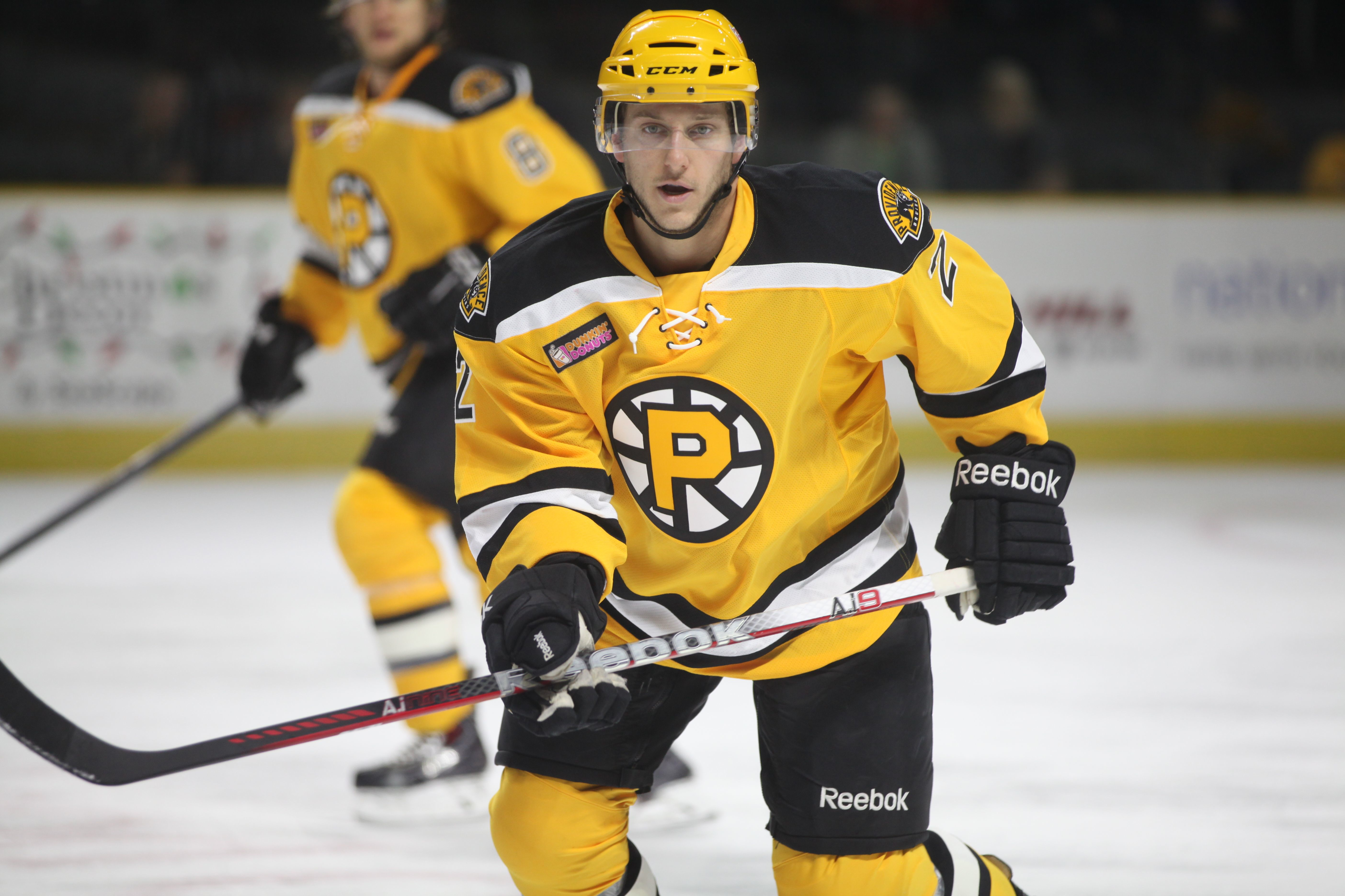 fd432a968 3rd year undrafted defenseman Ben Youds(2) is looking to best his AHL  rookie season career highs in a big way